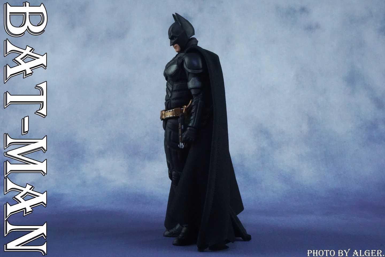 The Dark Night, The Batman