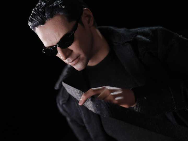 The Matrix Neo