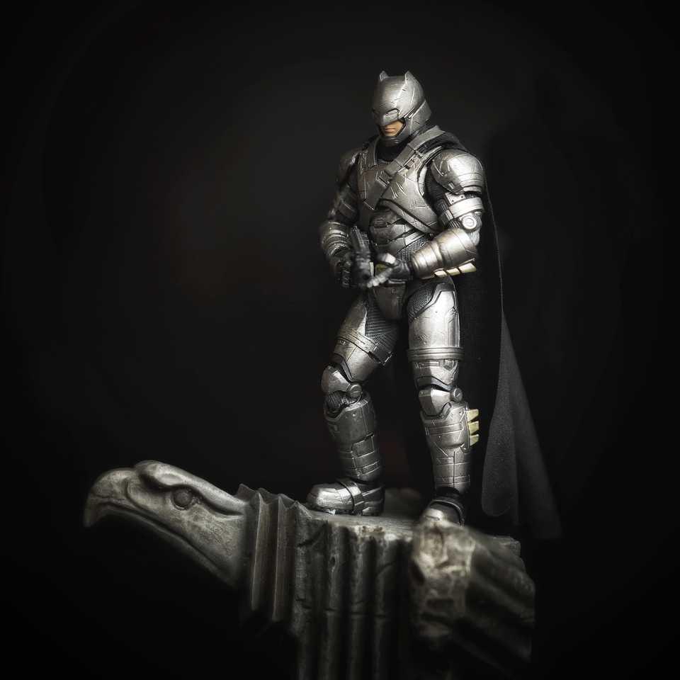 Batman vs Superman Armored Batman