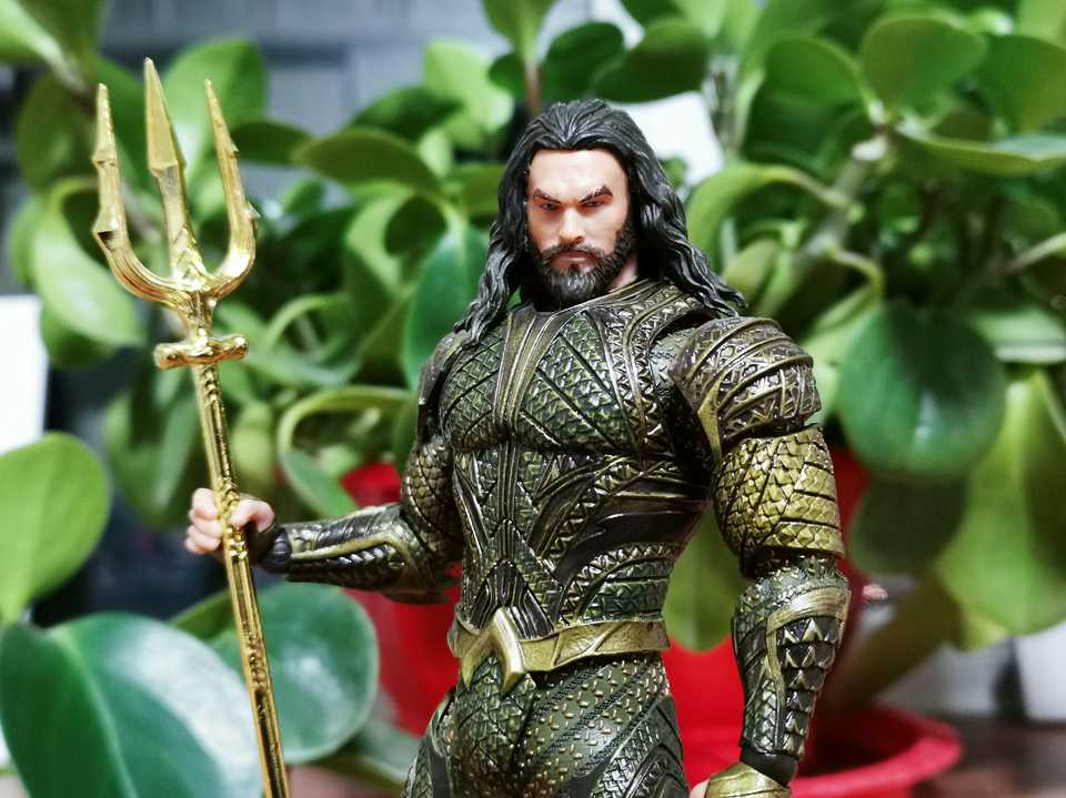Got Mezco Aquaman
