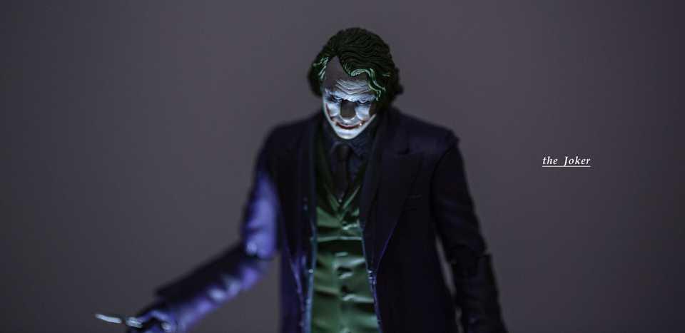 Mafex Joker 2.0