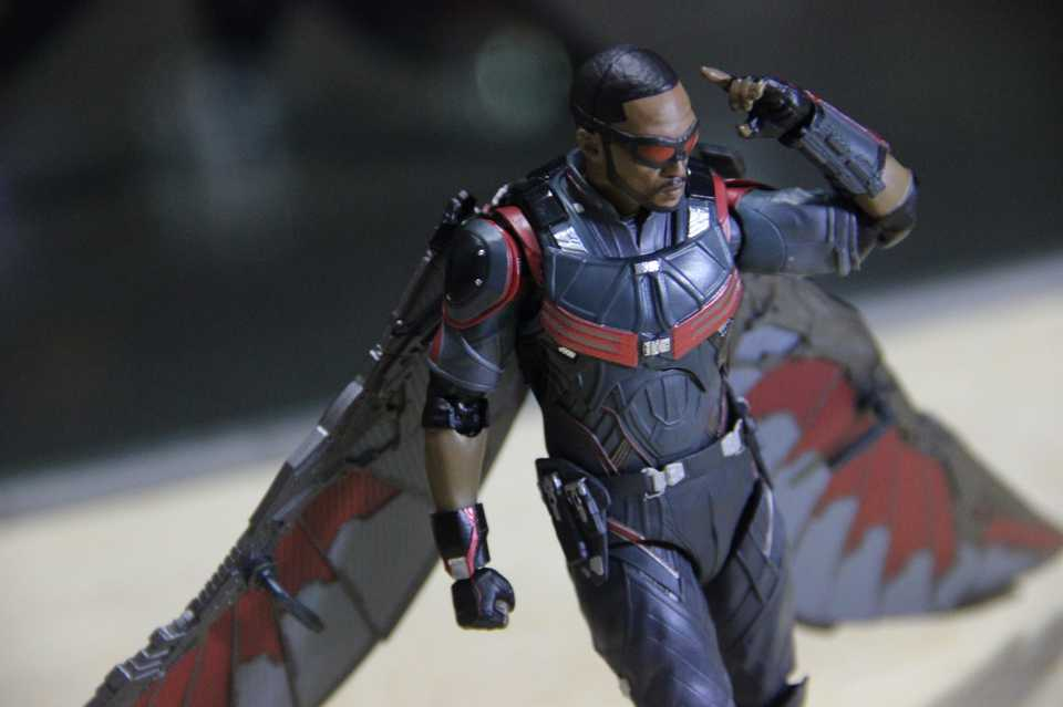 Falcon Of The Avengers
