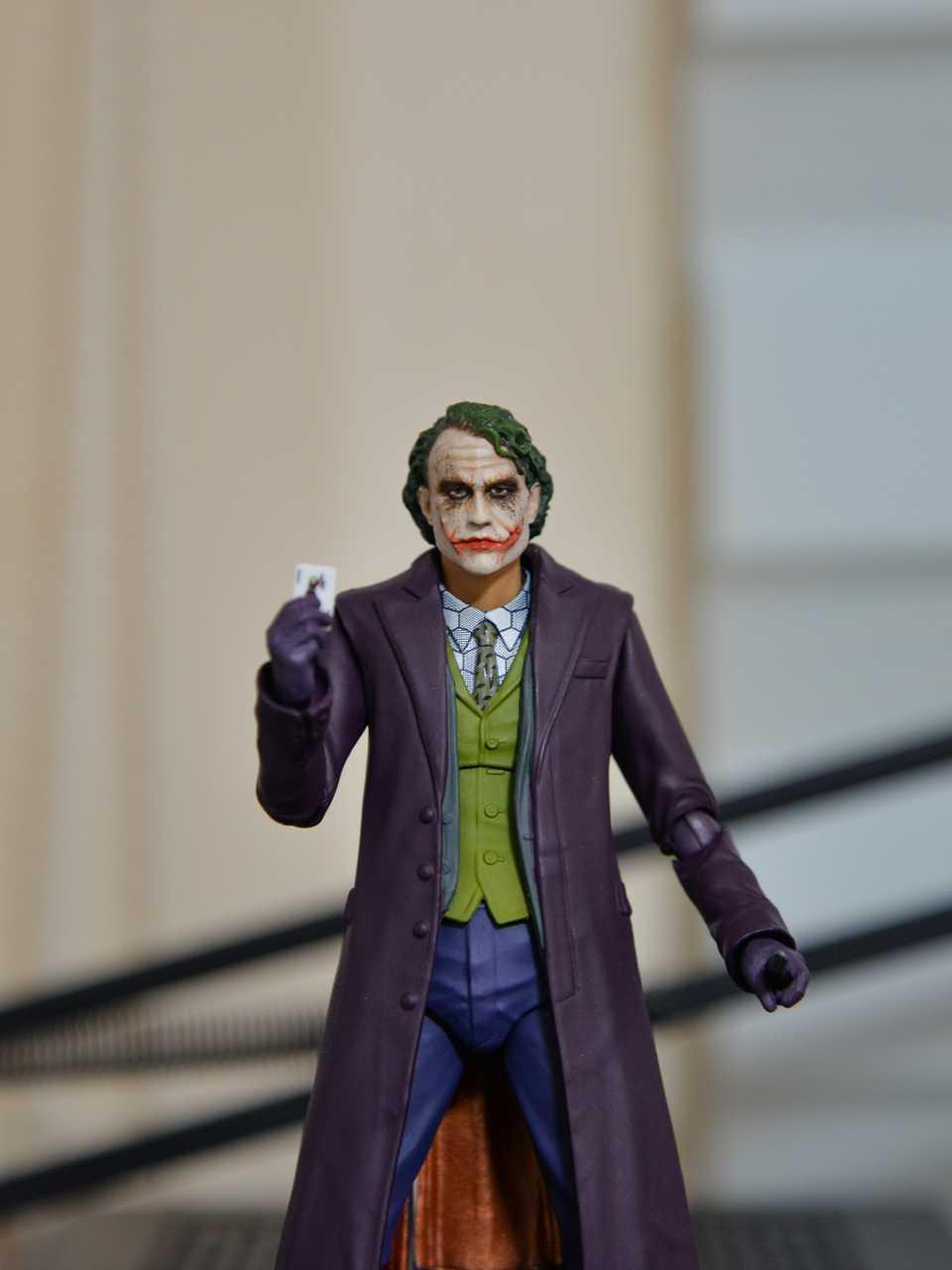 Six Inch DIY Joker
