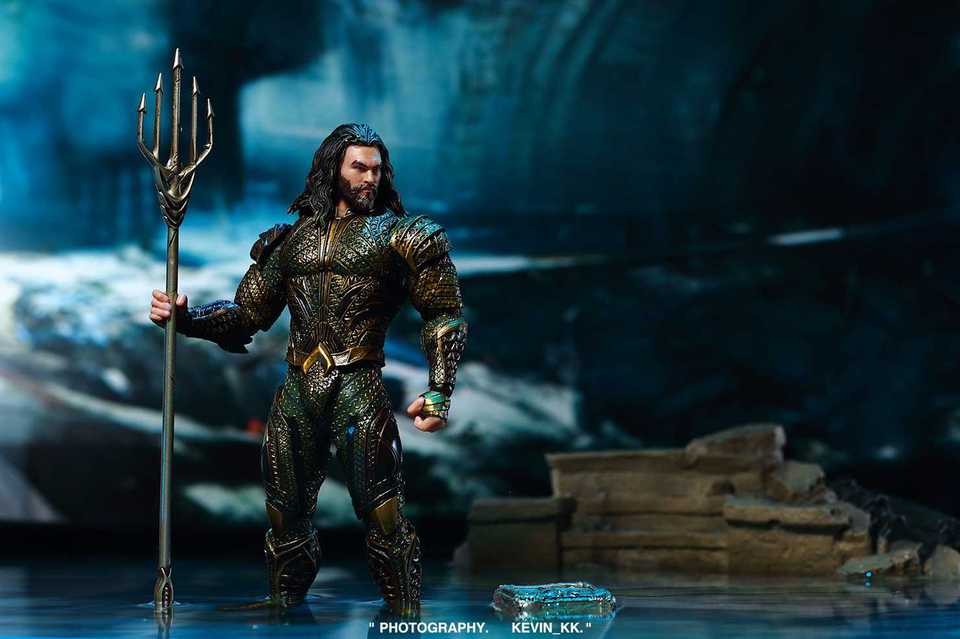 First Mezco Aquaman