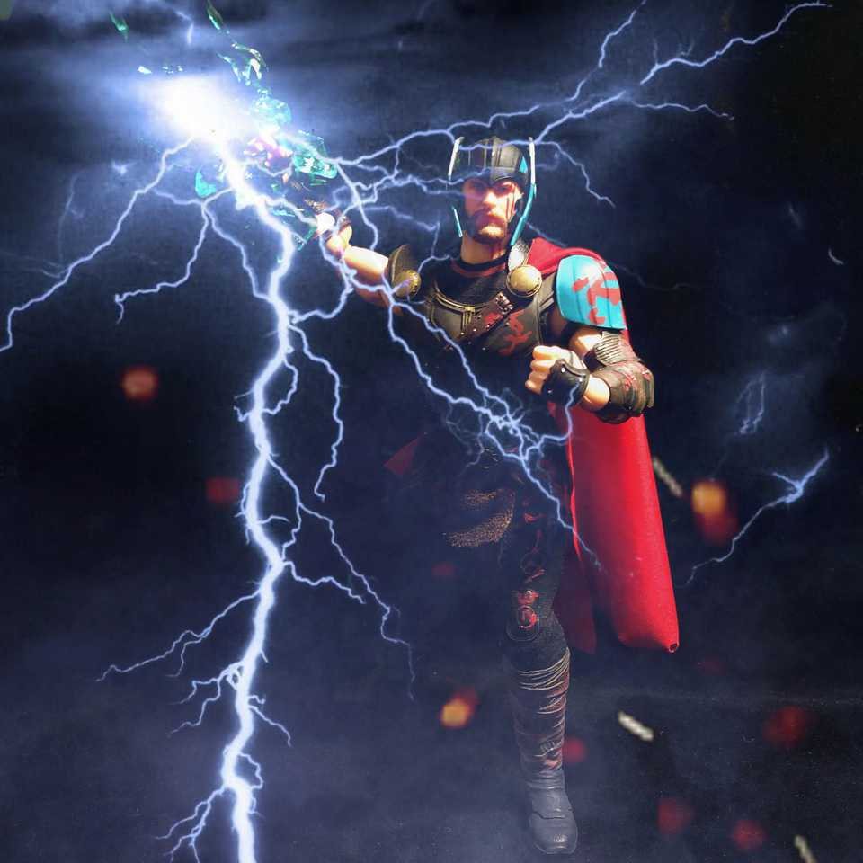 Thor Thunderclap Effect