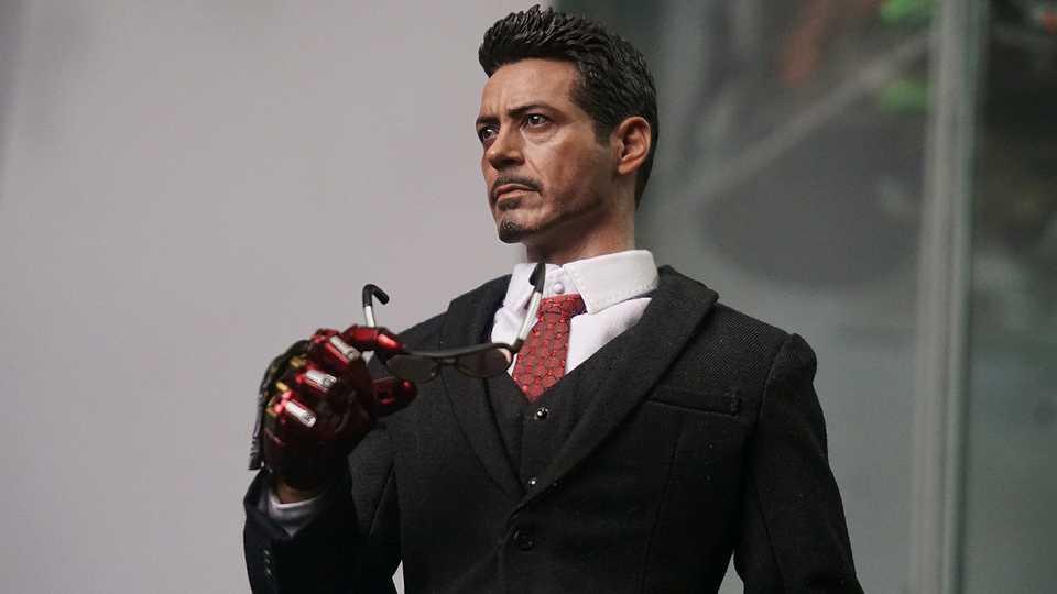 DIY Tony Stark