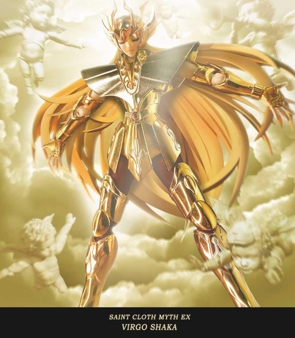 Gold Saint Virgo Shaka