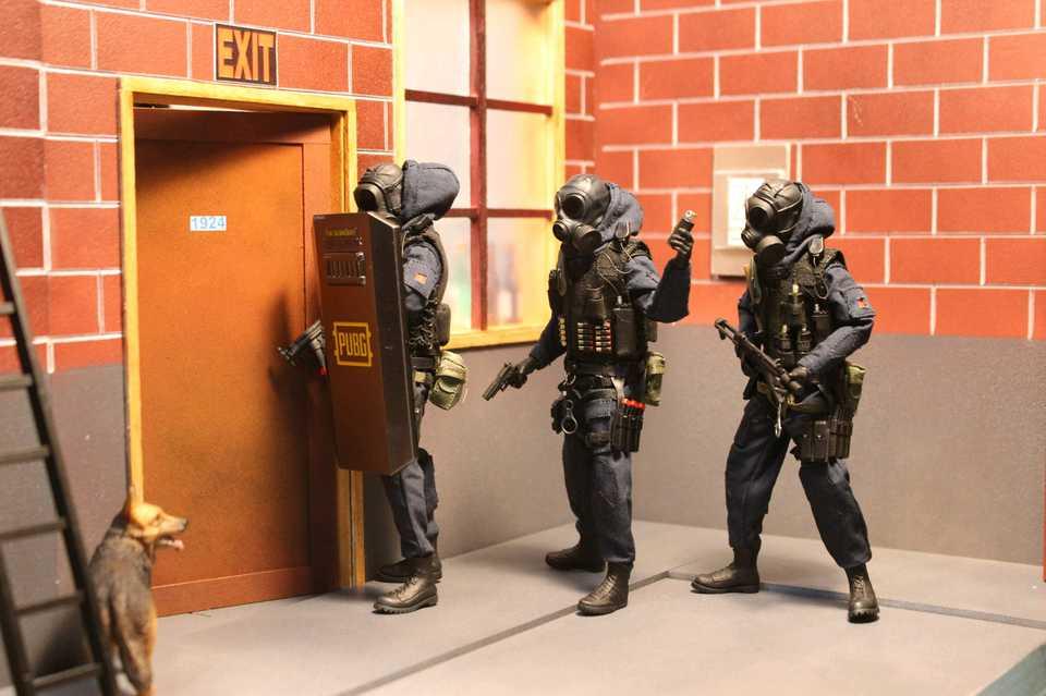 SAS With Scene