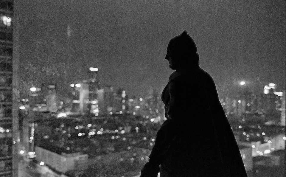 Batman In The City
