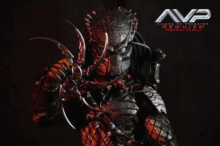 Wolf Predator Heavy Weaponry