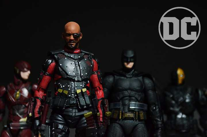 Batman VS Deadshot