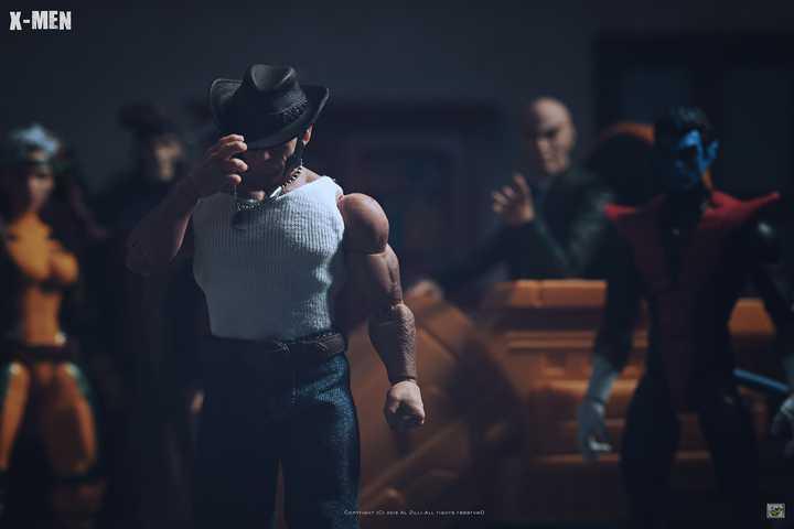 Mezco Cowboy Logan