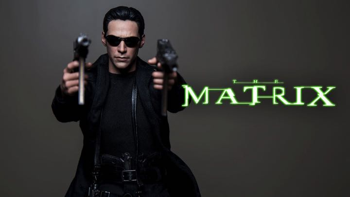 Hot Toys Neo Matrix Review