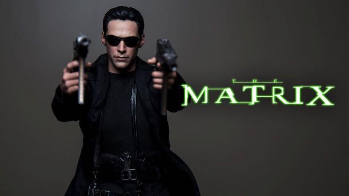 Hot Toys Neo Matrix Review
