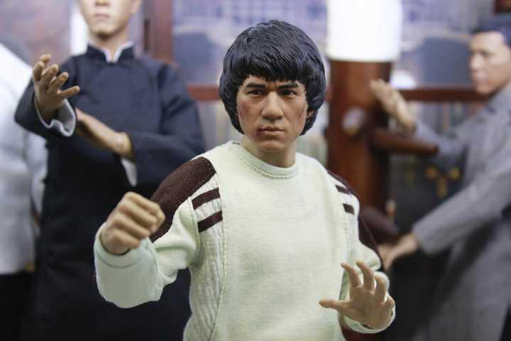 Police Story Jackie Chan