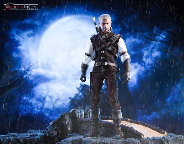 The White Wolf Geralt