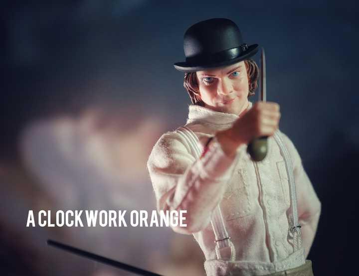 Mezco A Clockwork Orange