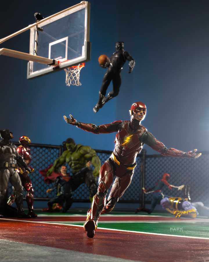 Mezco vs. Neca vs. Shf Basketball