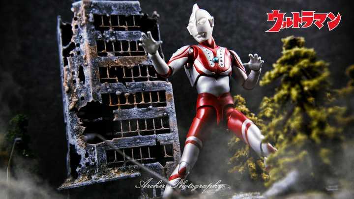 Four Showa Era Ultraman