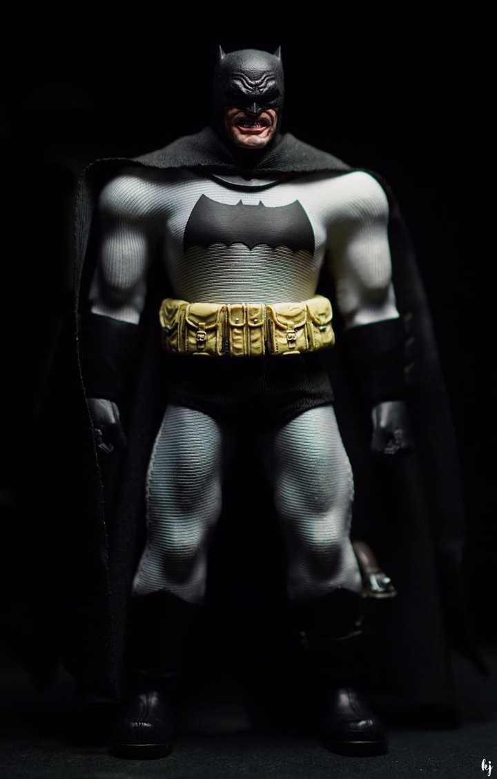 The Return Of The Dark Knight