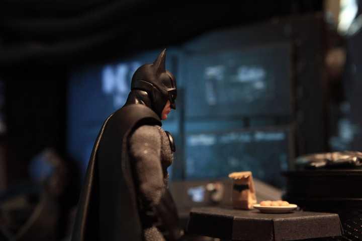 Batman VS Reverse-Flash