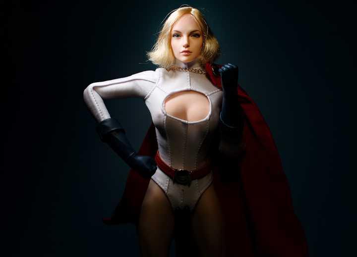 TBLeague Phicen Supergirl Suit