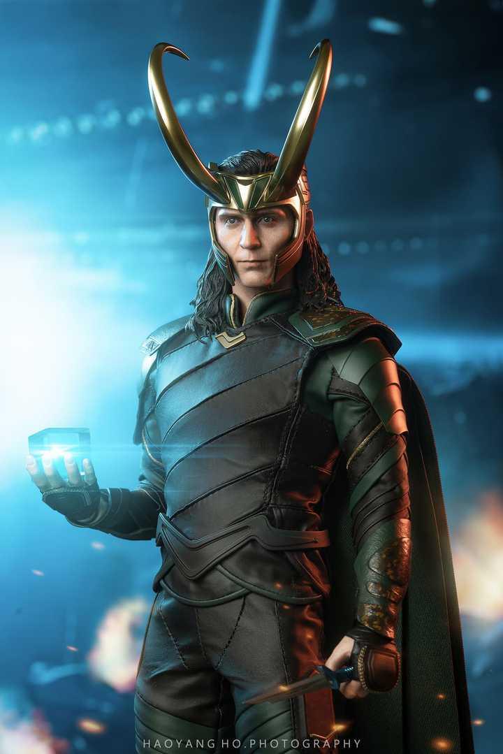 Thor Ragnarok Loki 3.0