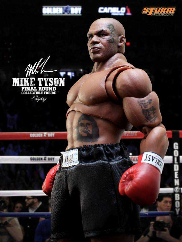 Mike Tyson Final Round