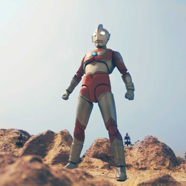 SH Figuarts Ultraman Jack
