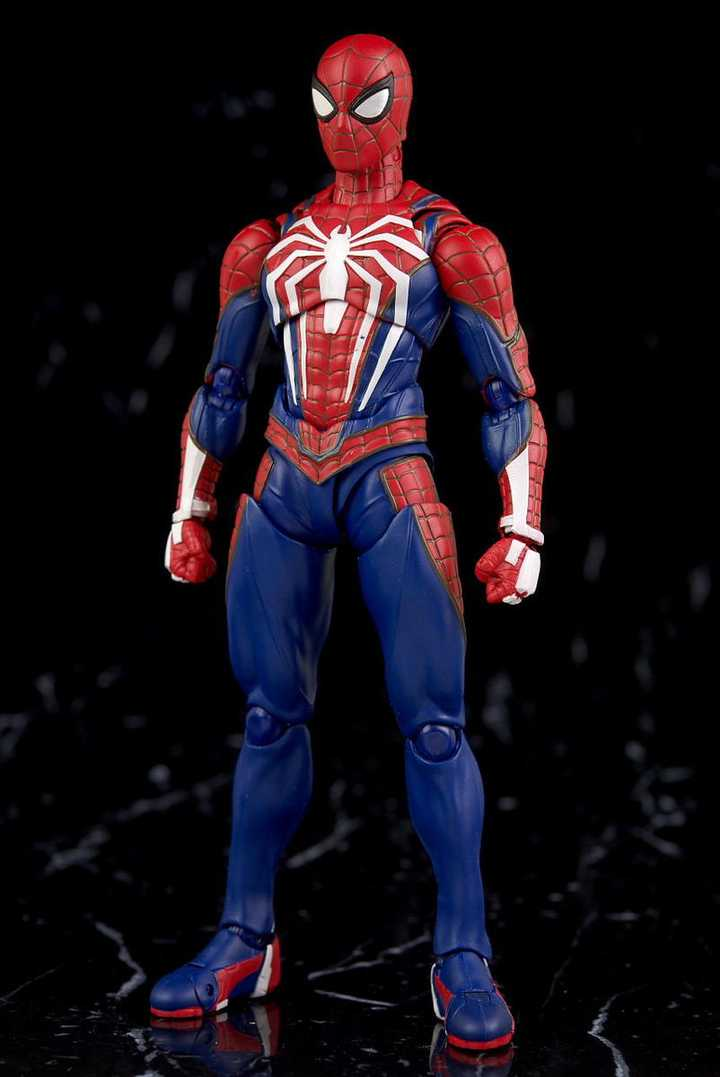 Spider-Man Advanced Suit PS4 Video Game