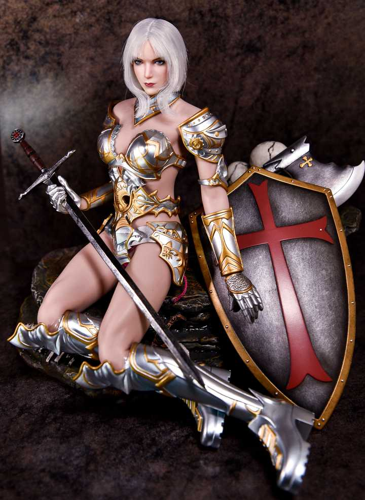 Crusades Female Soldier