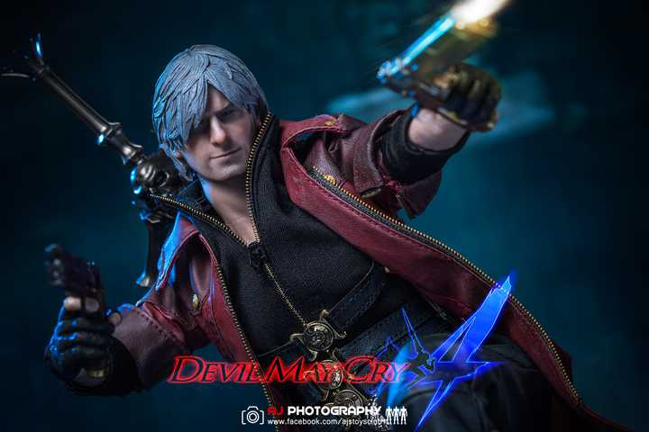 Devil May Cry Dante 1/6 Scale By AJ Photography