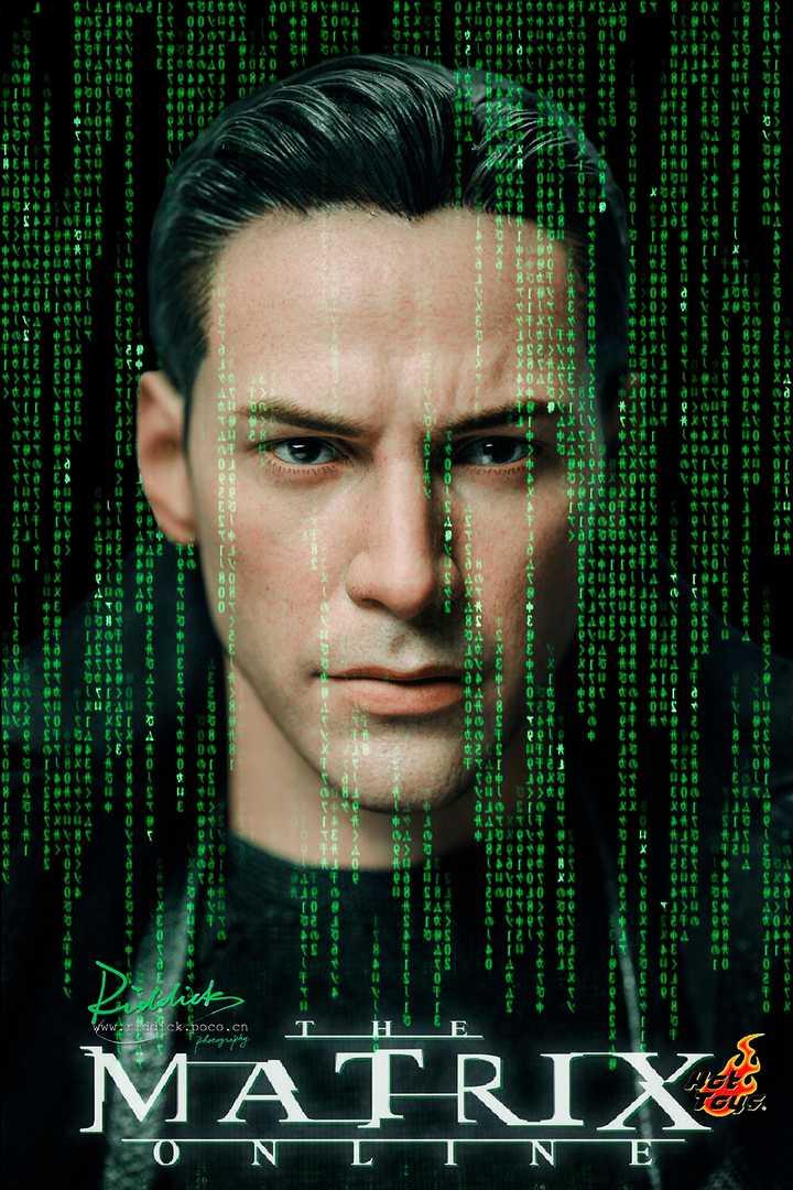 Hot Toys 1/6 MMS466 The Matrix Neo