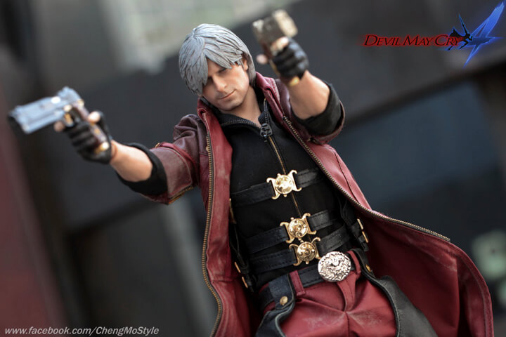 「ChengMoStyle」Asmus Toys - Devil May Cry 4 - Dante