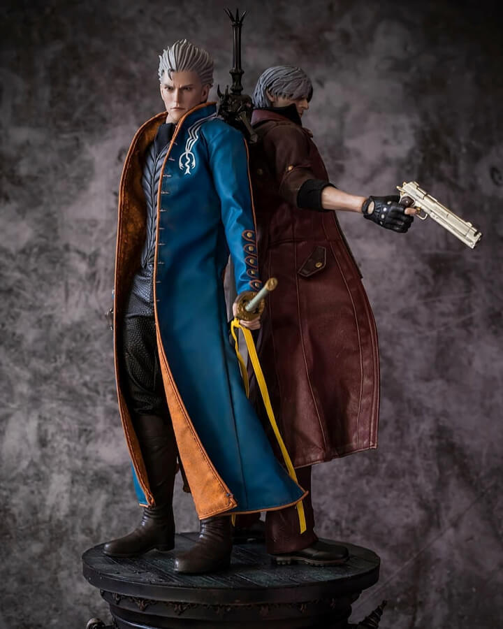 Devil May Cry - Dante & Vergil