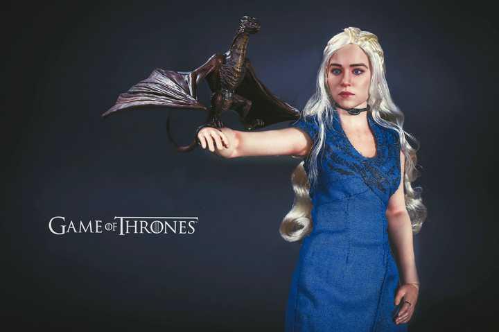 Threezero 1/6 Scale Daenerys Targaryen