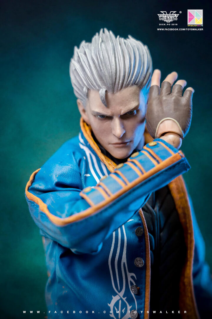 DMC III Vergil 1/6 Scale Figure