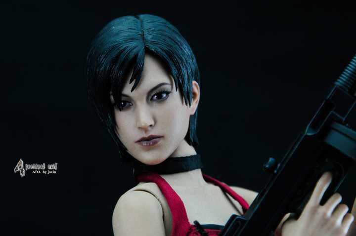 Resident Evil 4 Ada Wong