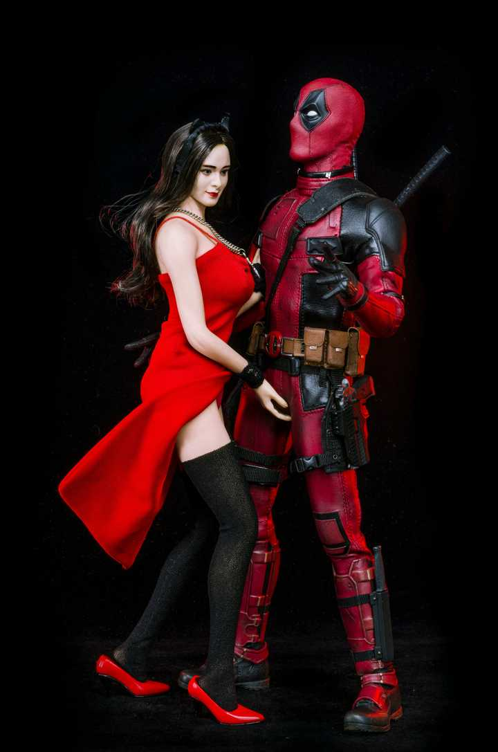 「18+」Dance with Deadpool