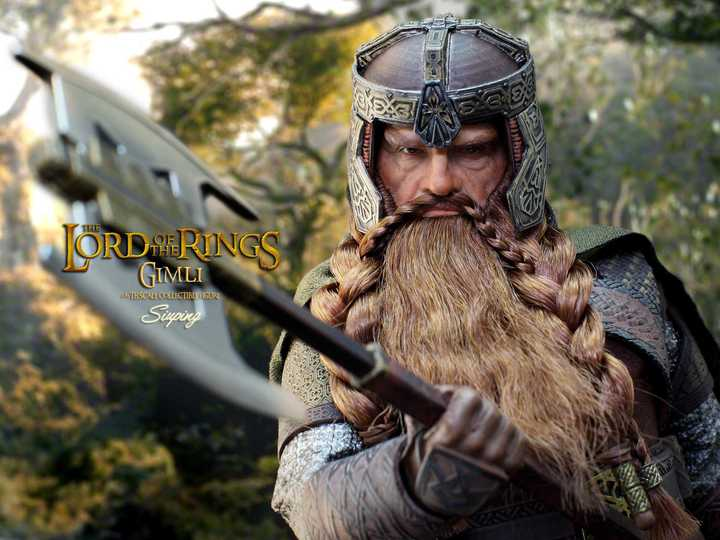The Lord of the Rings Gimli