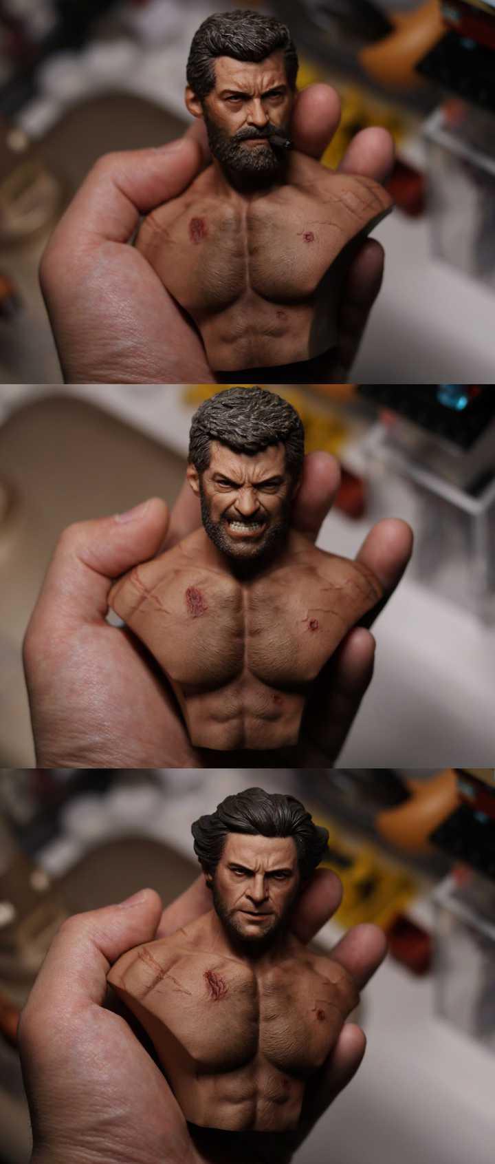 Eleven Logan Bust