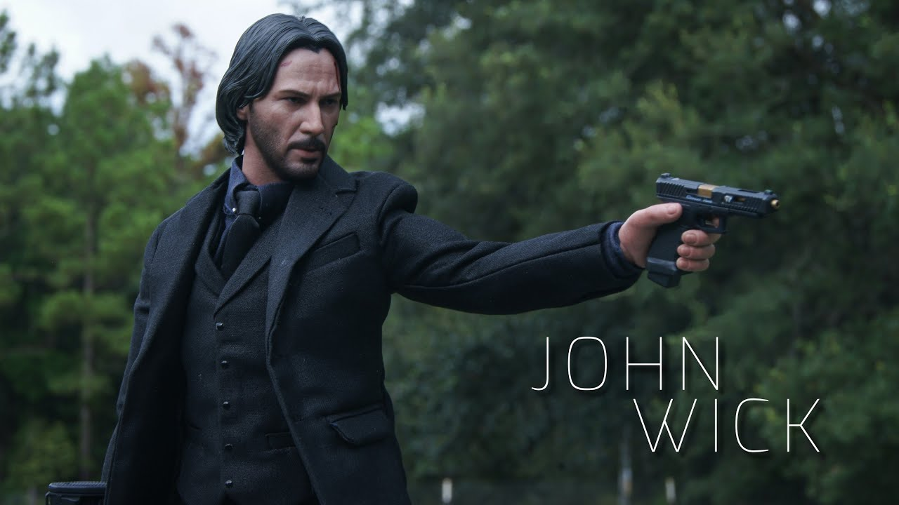 Hot Toys John Wick Chapter 2 Review Figround