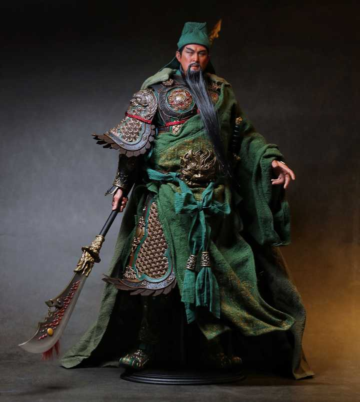 Inflames Toys - Soul Of Tiger Generals - Guan Yu