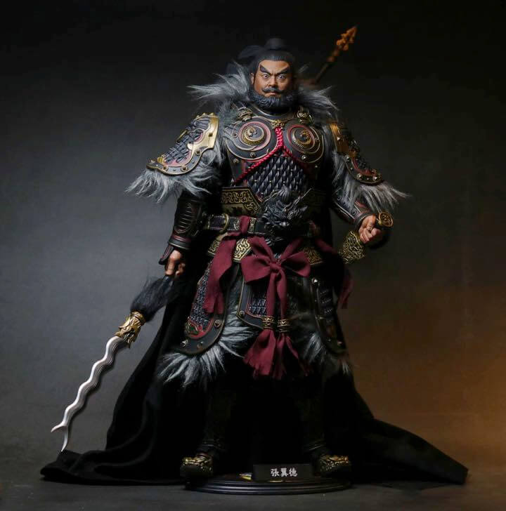 Inflames Toys - Soul Of Tiger Generals - Zhang Fei