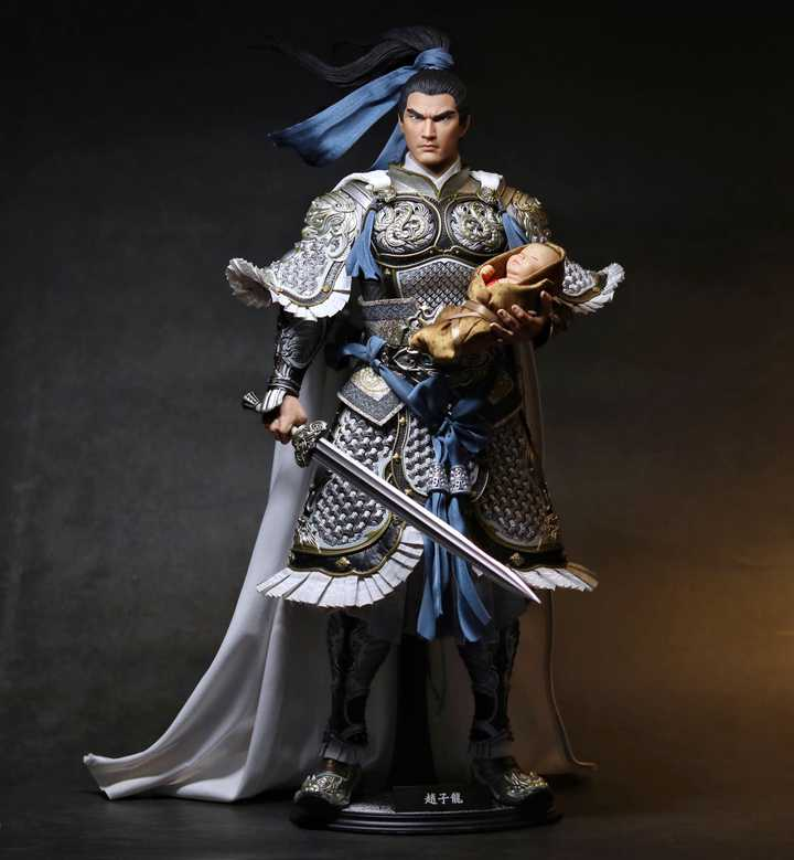 Inflames Toys - Soul Of Tiger Generals - Zhao Yun