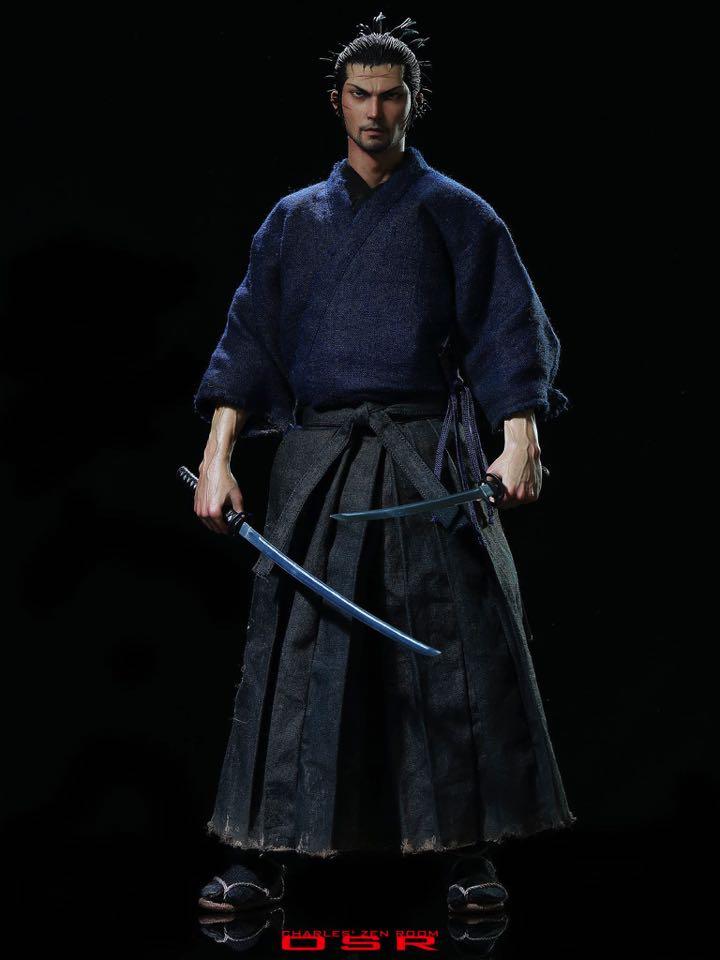 Silver Bullet - Vagabond - Miyamoto Musashi
