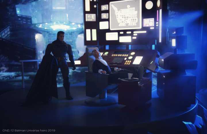 Batman Universe Chapter 1