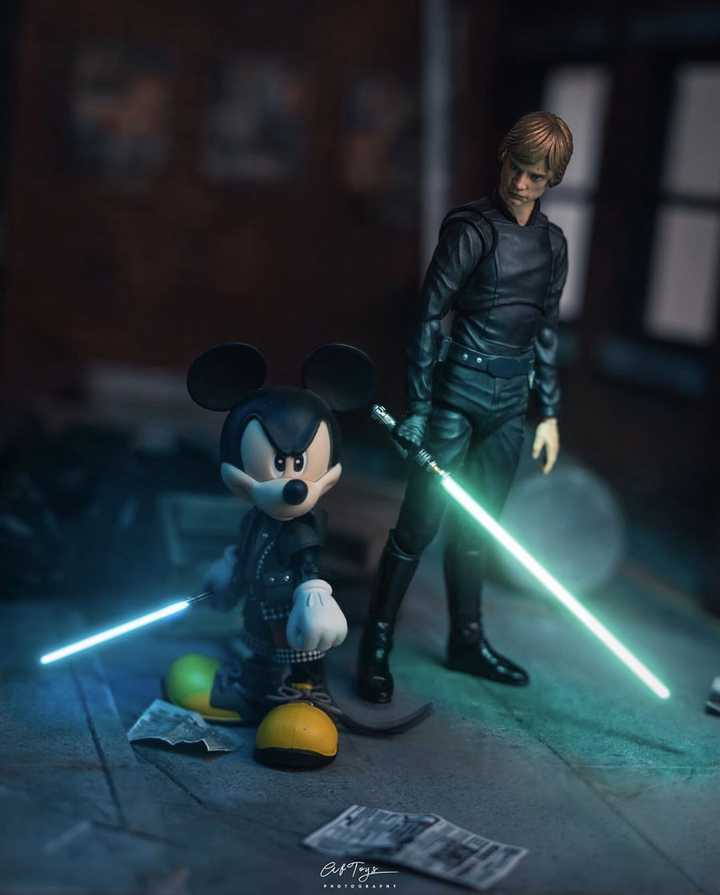 Six Inch Figure Collections Weekly Update 8