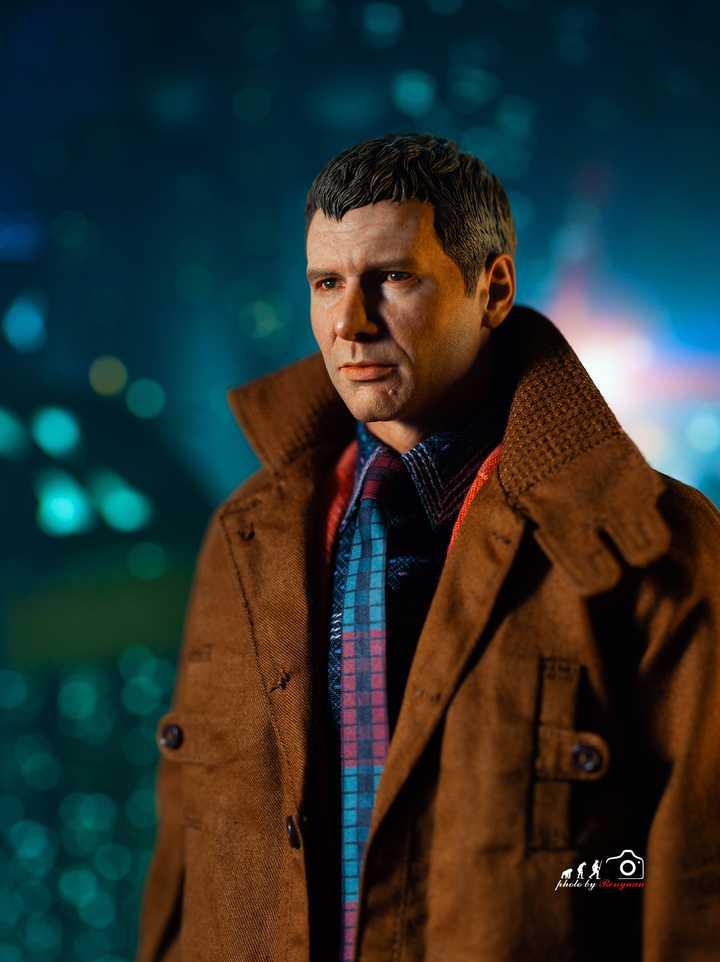 Blade Runner 2049 1/6 Custom Figure
