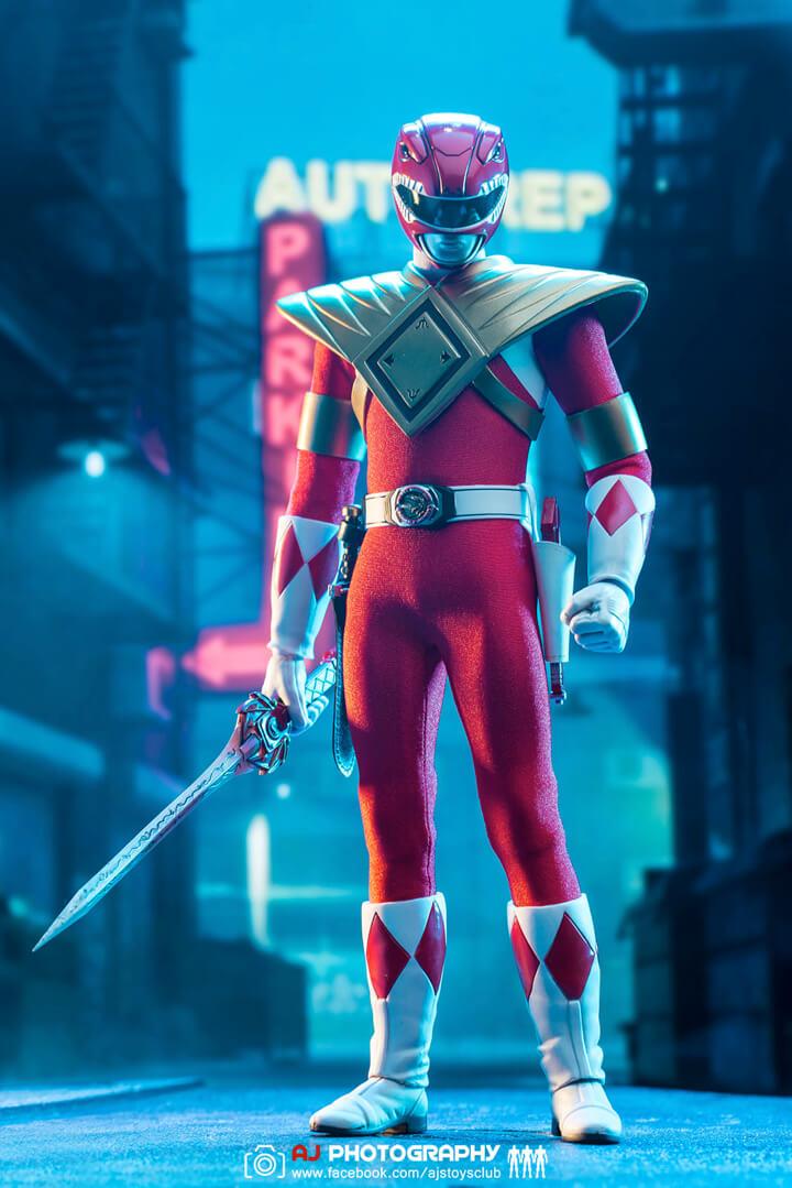 Acetoyz 1/6 Power Rangers Figure